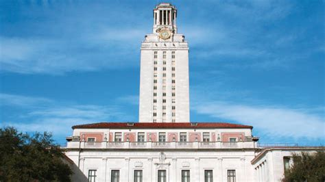 Ap Releases 1966 Story On University Of Texas Clock Tower