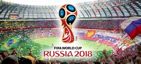 Setting The Stage Fifa World Cup Russia Soccer