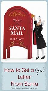 how to get a free letter from santa north pole fun With how to get a letter to santa by mail