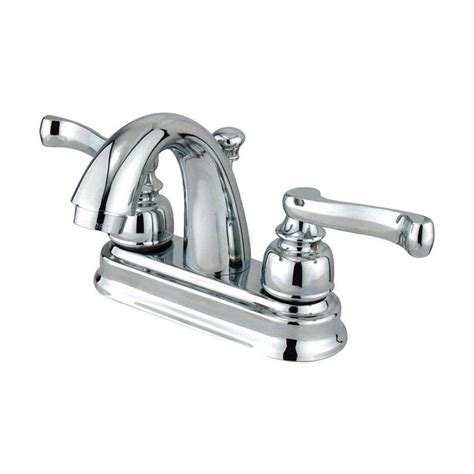 Faucets Atlanta by Elements Of Design Atlanta Polished Chrome 2 Handle 4 In