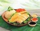 海南雞飯 l 美味食譜 l 李錦記香港