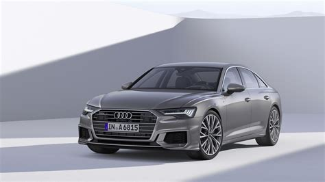 New, 2019 Audi A6 Looks The Same, But A Better Car Than