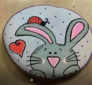 Steine Bemalen Katze : pin von katja wessel auf steinkunst pinterest ~ Watch28wear.com Haus und Dekorationen