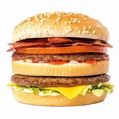 Sandwich Bacon Mac Fries Items Cheeseburger Hamburger