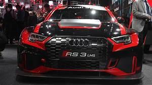 Audi Paris 17 : audi sport unveils rs3 lms race car ~ Medecine-chirurgie-esthetiques.com Avis de Voitures