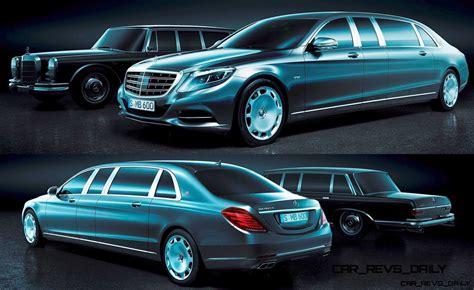 Maybach Car : 2015 Mercedes-maybach Pullman
