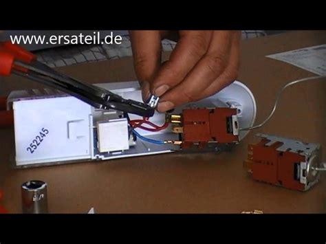liebherr kühlschrank cu k 252 hlschrank thermostat wechseln anleitung