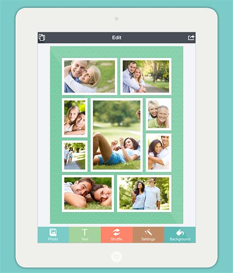 iphone collage maker free collage maker for iphone ipad ipod touch Iphon