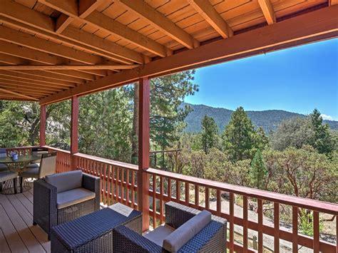 idyllwild cabin rentals spacious 4br idyllwild cabin w homeaway