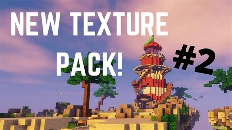 Playing With A New Texture Pack Bedwars Gameplay 2
