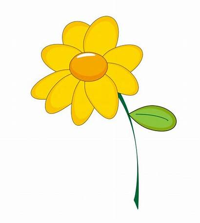 Flower Clipart Yellow Flowers Clip Cliparts Domain