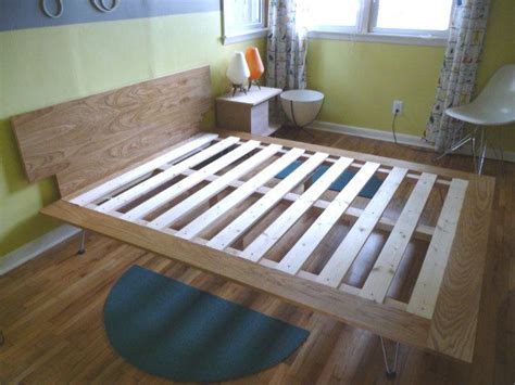 diy platform bed buy hairpin legs  etsy ebay