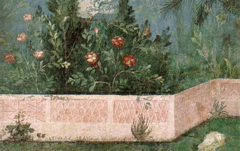 Filevilla Di Livia, Affreschi Di Giardino, Parete Corta