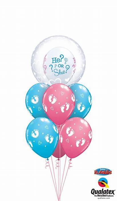 Reveal Balloons Helium Bouquet Balloon Delivery Delivered