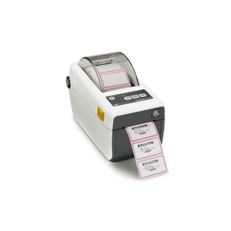 """All softwares on driverdouble.com are free of charge type. Zebra ZD410 Healthcare Printer, 2"""" Direct Thermal, 300 dpi, with USB, USB Host, BTLE and 10/100 ..."""