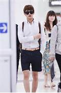 Shinee Airport Fashion
