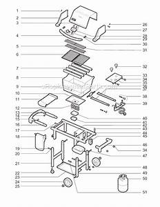 Weber 6211398 Parts List And Diagram   Ereplacementparts Com