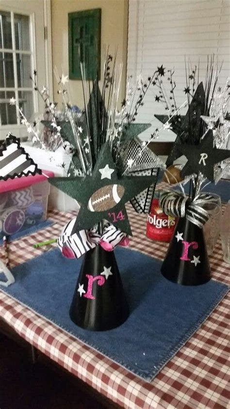 cheer decorations 25 best ideas about cheer megaphone on