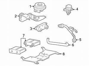 Ford Contour Egr Pressure Sensor