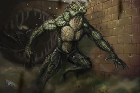 Killer Croc By Sirnoir On Deviantart