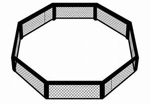 Image Gallery octagon cage