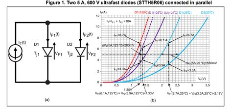 Diodes Parallel Series Electrical Engineering