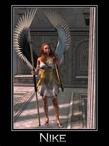 Nike - Goddess of Victory by Trish2 on DeviantArt