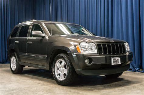 Used 2005 Jeep Grand Cherokee Laredo 4x4 Suv For Sale 40548a