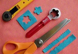 Felt Lore Part 4 : Cutting Tools - Betz White