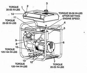 Devilbiss Generator Parts