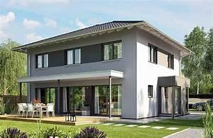 Fertighaus 2 Familien : fertighaus medley 400 mit wintergarten und quergiebel ~ Michelbontemps.com Haus und Dekorationen