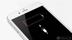 Handy Ohne Kabel Laden : iphone tiefentladen was tun wenn das ger t nicht startet giga ~ Yasmunasinghe.com Haus und Dekorationen