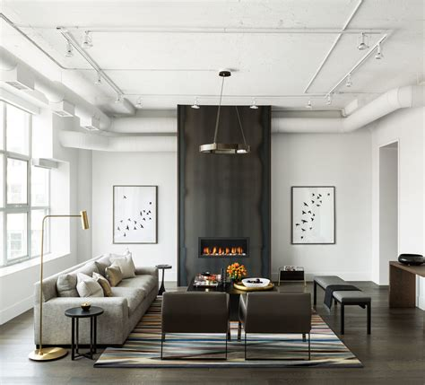 modern industrial floor l toronto merchandise warehouse converted to modern day