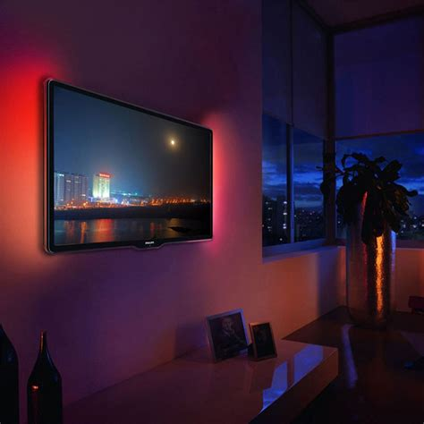 1m 2m led home theater tv backlight rgb multi color