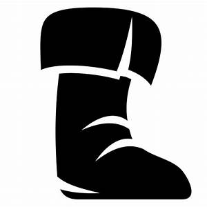 Leather Boot Icon