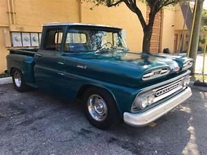 1961 Chevy Apache Stepside Pick Up