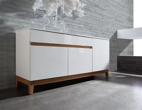 white buffet table with wood top oak contemporary sideboard best contemporary sideboard
