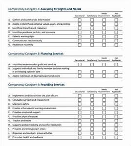 12  Skills Assessment Templates