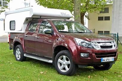 Cellule Isuzu Pick 4x4 Rrcab Camping Amovible