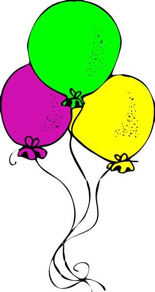 palloncini clipart palloncini clip at clker vector clip