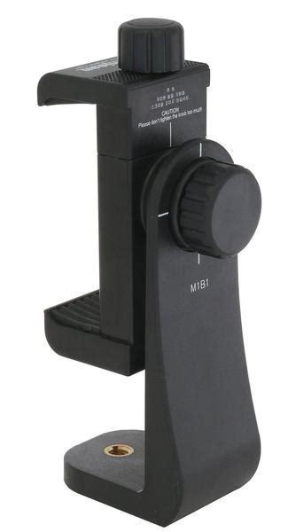 iphone tripod adapter vonjean universal smartphone tripod adapter for iphone 6