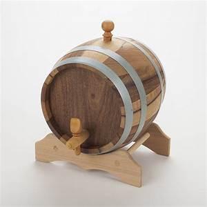 Tonneau En Bois : tonneau en bois massif pour le service ou pour ~ Melissatoandfro.com Idées de Décoration