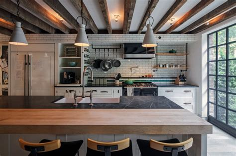 Home Decor Nyc - greenwich townhouse boasts cool rooftop office 6sqft