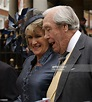 Camilla's sister Anabelle Elliot and father Bruce Shand ...