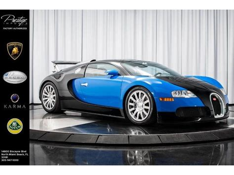 View photos, features and more. 2010 Bugatti Veyron For Sale | GC-46987 | GoCars
