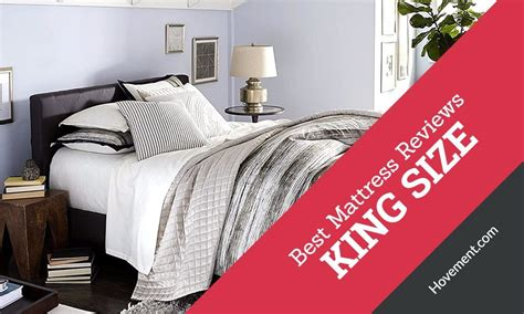 Best King Size Mattress by 10 Best King Size Mattress Reviews Hovement