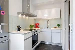 Kleine Küchen Einrichten : k chen einrichten ideen neuesten design kollektionen f r die familien ~ Indierocktalk.com Haus und Dekorationen