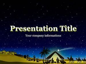 Free Nativity Powerpoint Templates Nativity Powerpoint Related