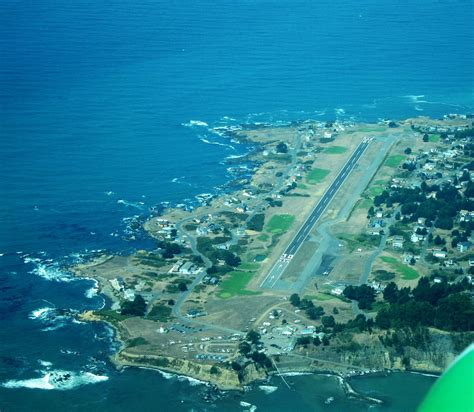 Shelter Cove Airport - Wikipedia