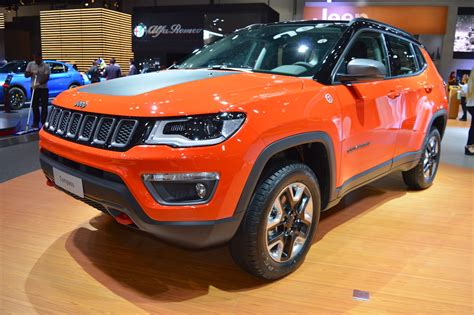 jeep india compass jeep compass trailhawk to launch in india by july this